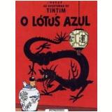 O Lótus Azul - Hergé