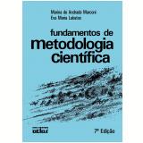 Fundamentos de Metodologia Científica - Eva Maria Lakatos, Marina de Andrade Marconi