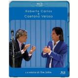 Roberto e Caetano e a Música de Tom Jobim (Blu-Ray) - Caetano Veloso, Roberto Carlos