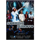 Sorriso Maroto - É Diferente Ao Vivo (DVD) - Sorriso Maroto
