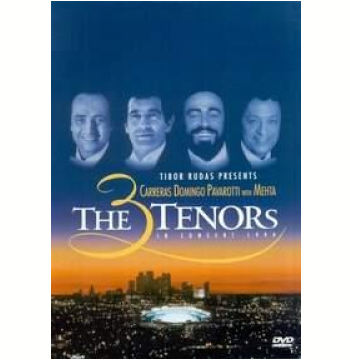 The Three Tenors - In Concert 1994 (DVD)