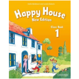 Happy House 1 Class Book New Edition -