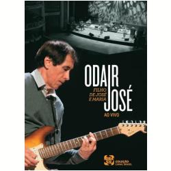 DVD - Filho De José E Maria Ao Vivo - Odair José - 7898581831167