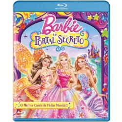 Blu - Ray - Barbie E O Portal Secreto - Karen J. Lloyd - 7898591441400
