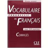 Vocabulaire Progressif Du Français Avance - Corrige - Claire Leroy-miquel