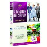Box O Melhor Do Cinema - Musical (disco 1 Alta Sociedade/disco 2 - Horizonte Perdido). (DVD) - Disco 1 - Charles Walters/disco 2 - Charles Jarrott.