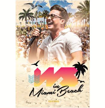 Wesley Safadão - WS In Miami Beach (CD) + (DVD)