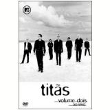 Titãs - Volume Dois Ao Vivo (DVD) - Titãs