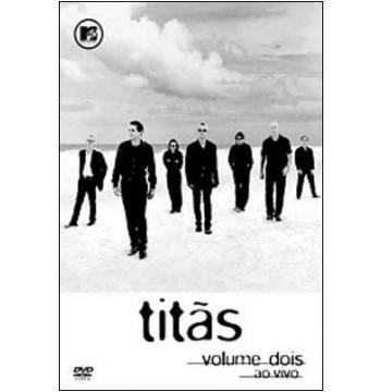 Titãs - Volume Dois Ao Vivo (DVD)
