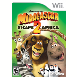 Madagascar: Escape 2 Africa (Wii) -