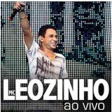 Mc Leozinho - Ao Vivo (CD) - Mc Leozinho