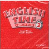 English Time 2 (2 Cds) (CD) -