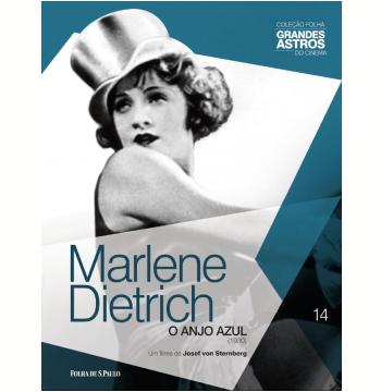 Marlene Dietrich: O Anjo Azul (Vol. 14)