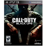 Call Of Duty - Black Ops (PS3) -