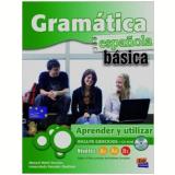 Gramatica Espanola Basica - Aprender Y Utilizar A1-A2-B1-B2 - Inmaculada Penadés Martínez