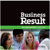 Business Result Pre-Intermediate Class (2 Cds) (CD) -