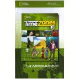 Time Zones 3 - Classroom Audio Cd (CD) -