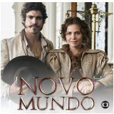 Novo Mundo - Instrumental - Trilha Sonora da Novela (CD) -