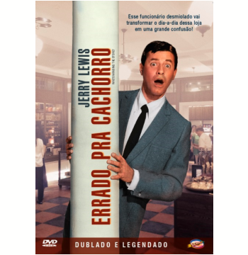 Errado Pra Cachorro (DVD)