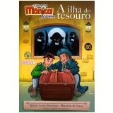 Turma da Mônica Jovem - A Ilha do Tesouro - Robert Louis Stevenson, Mauricio de Sousa