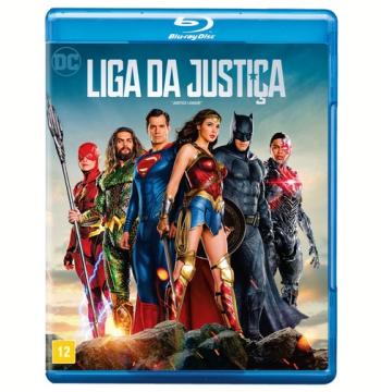 Liga da Justiça (Blu-Ray)