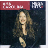 Ana Carolina – Mega Hits (CD) - Ana Carolina