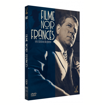 Filme Noir Francês (DVD)