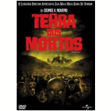 Terra Dos Mortos (DVD) - Vários (veja lista completa)