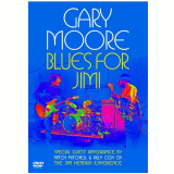 Garry Moore - Blues For Jimi (DVD) - Garry Moore
