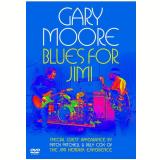 Garry Moore - Blues For Jimi (DVD) - Garry Moore