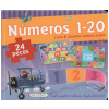 Livro E Quebra Cabe�a Duplo - Numeros 1-20