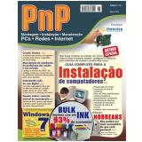 PnP Digital nº 16 - Instalação de computadores, Windows 7, Bulk Ink, entendendo de som no PC, contrato mensal de manutenção  (Ebook) - Iberê M. Campos