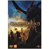 Coração de Dragão - A Maldição do Feiticeiro (Vol. 3) (DVD) - Ben Kingsley, Tamzin Merchant
