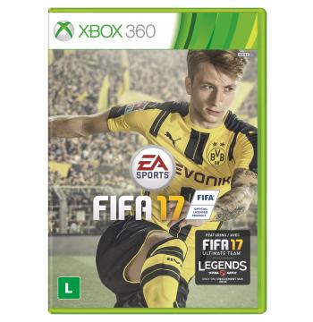 Fifa 17 (X360)