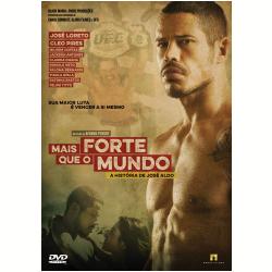 DVD - Mais Forte Que O Mundo - Vários ( veja lista completa ) - 7898489248975