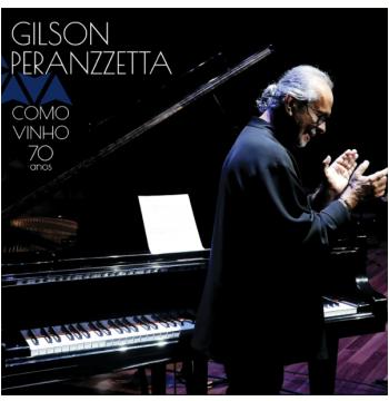 Gilson Peranzzetta - Como Vinho (CD)
