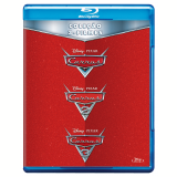 Coleção - Carros 3 Filmes (Blu-Ray) - Chris Cooper, Bonnie Hunt, Michael Caine