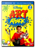 Art Attack! - 2 (DVD) - Pedro Penim