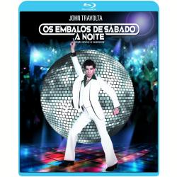 Blu - Ray - Embalos de Sábado À Noite - Edição Especial de Aniversário, Os - John Travolta - 7890552092720