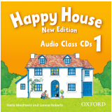 Happy House 1 (2 Cds) New Edition - Maidment. Roberts