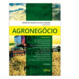 Agronegócio - AntÔnio AndrÉ Cunha Callado (Org.)