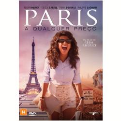DVD - Paris A Qualquer Preço - Cécile Cassel - 7898920258853