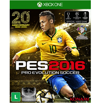 PES 2016 - Pro Evolution Soccer (Xbox One)