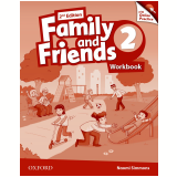 Family And Friends 2 - Workbook & Online Skills Practice Pack - Second Edition -