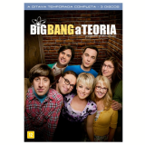 Big Bang: A Teoria - 8ª Temporada (DVD) - Johnny Galecki, Jim Parsons, Simon Helberg