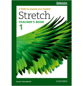 Stretch 1 Teachers Pack:Super