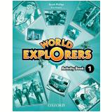 World Explorers 1 - Activity Book -