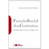 Função Social dos Contratos - Editora Saraiva