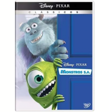Monstros S. A. (DVD)