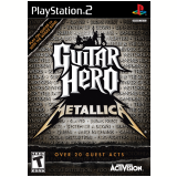 Guitar Hero: Metallica (PS2) -